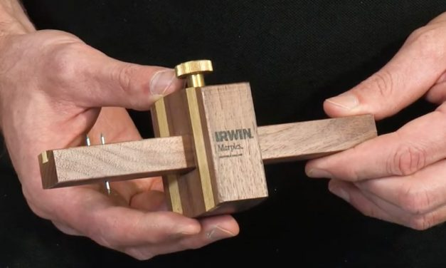 Product Review: Irwin mortice and marking guage