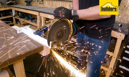 Product Review: Makita 230mm Angle Grinder