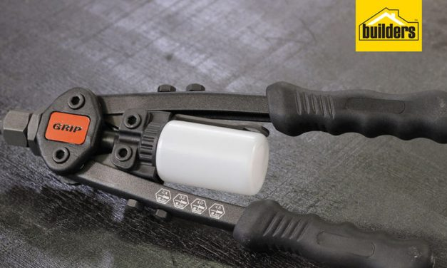 Product Review: Grip Heavy Duty Riveter