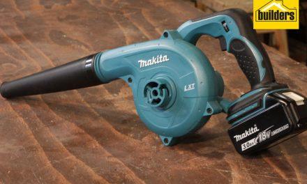 Product Review: Makita Cordless Blower