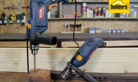 Product Review: Ryobi Impact Drill PD-550 and PD-650