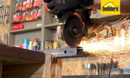 Product Review: Ryobi G1158 Industrial 115mm Angle Grinder