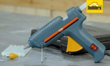 Product Review: Ryobi GG120 Glue Gun