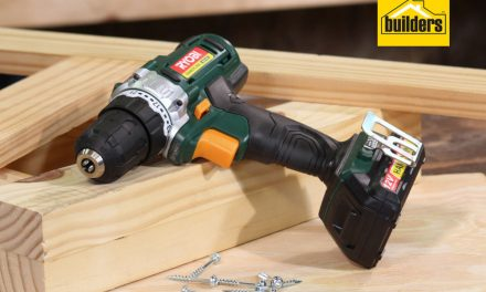 Product Review: Ryobi HLD 120 Cordless Driver Drill