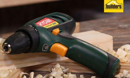 Product Review: Ryobi HLD-12v Cordless Drill Driver