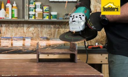Product Review: Ryobi Industrial 230mm Angle Grinders