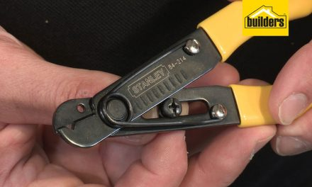 Product Review: Stanley Wire Strippers