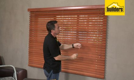 How to install custom window blinds