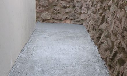 How to refurbish concrete in your outdoor area