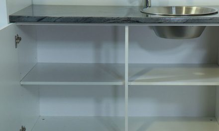 How to assemble a kitchen base unit flat pack