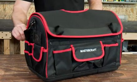 Product Review: Mastercraft tote bags