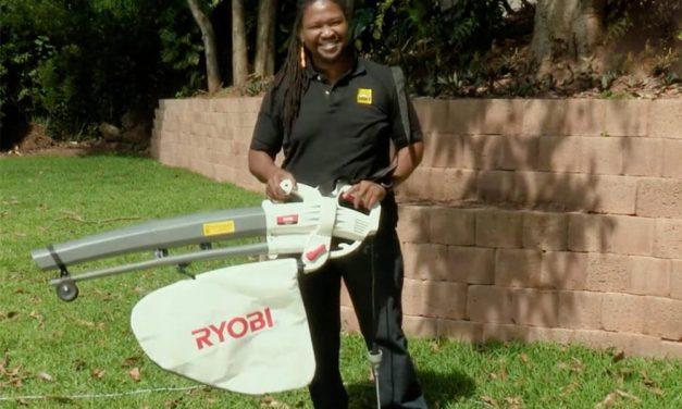 Product Review: Ryobi Blower Mulching Vacuum