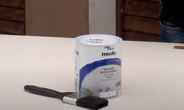Fired Earth Modo 5L Non-drip Gloss enamel