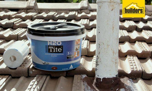 H20 Acrylic Waterproofing