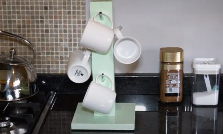 How to make a mug tree