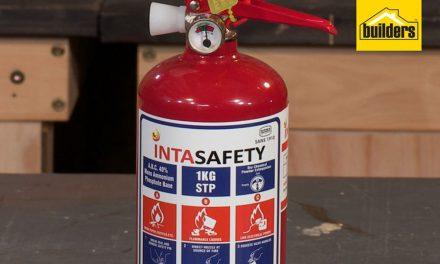 Inta safety fire extinguisher