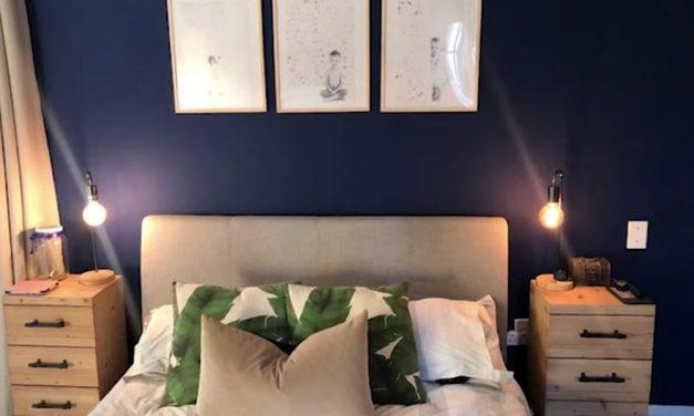 Kate Kearney's bedroom make-over