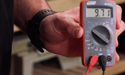 Product Review: Major Tech MTD33 Digital Multimeter