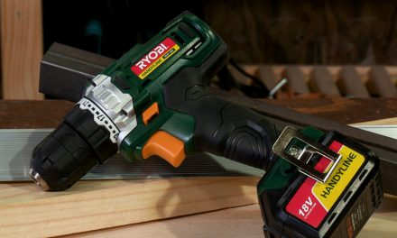 Product Review: Ryobi HLD 180 cordless driver drill