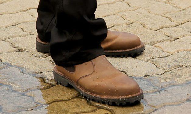 Safari Non-Steel Toe Cap Chelsea Boot