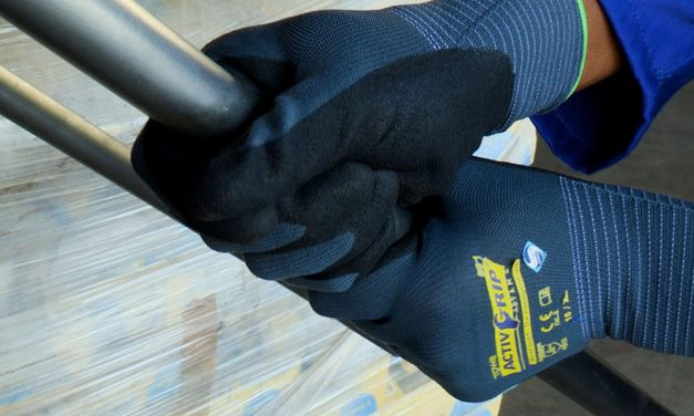 Towa Work Glove Active Grip Advance
