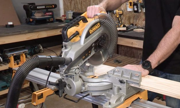 Product Review: DeWalt mitre saw with stand