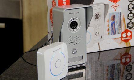 Security mate video door phone