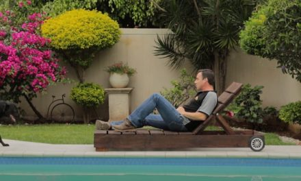 How to make a sun lounger