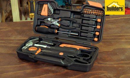 Grip 39 piece tool set