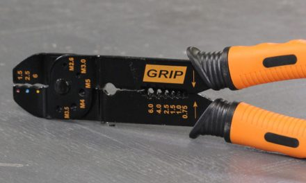Grip clamp pliers