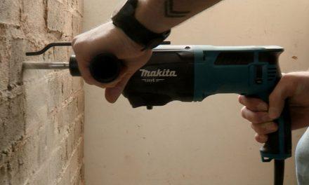 Makita M8700 & M8701 rotary hammer drills