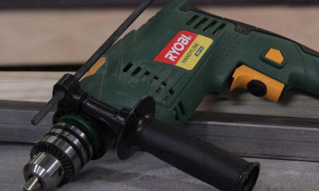Ryobi Impact Drill HID-710
