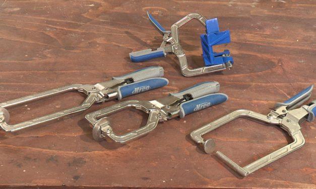 Kreg Automax clamps