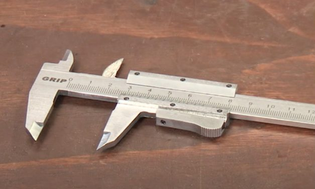 Grip GV9370 vernier caliper