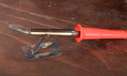 Grip soldering irons