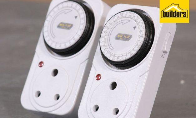 Major Tech manual programmable MTD3 & MTD5 timers