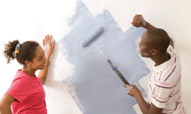 The power of paint