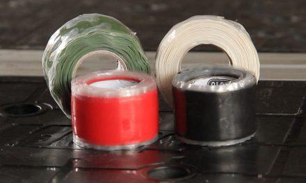 Alcolin silicon tape