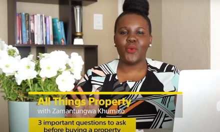 Here are 3 Important Questions to Ask Before Buying a Property