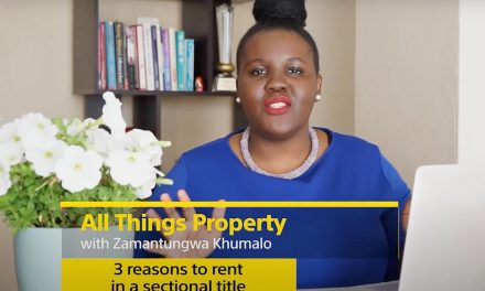 Here are 3 Reasons to Rent in a Sectional Title
