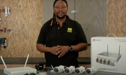 Product Review: Ezviz CCTV 8 Channel Wireless Kit