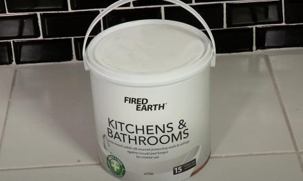 Fired Earth Kitchens and Bathrooms Paint