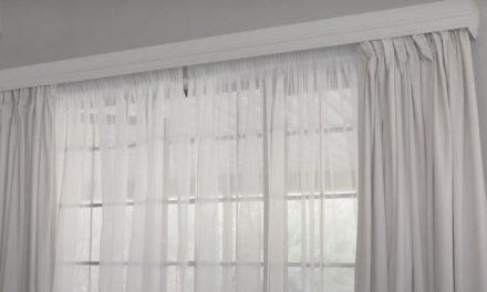 How To Make a Curtain Pelmet