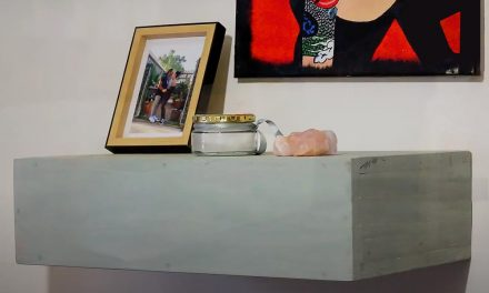 How To Make a Floating Shelf With a Hidden Drawer