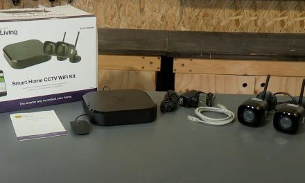 Product Review: Yale Smart Wi-fi CCTV Kit