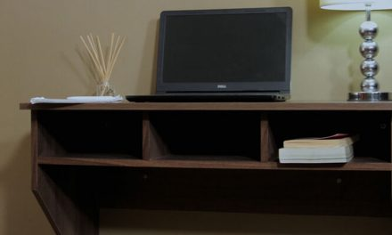 How To Assemble the Cres Wall Desk