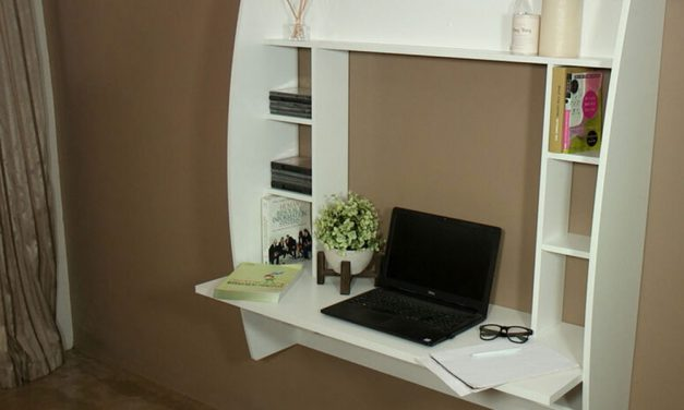 How To Assemble the Isla Wall Desk