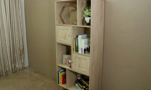 How To Assemble the HK Buru Display Shelf