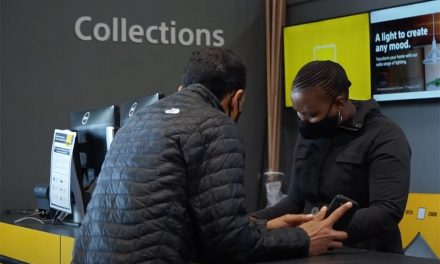 How To Use the Click & Collect In Store Services