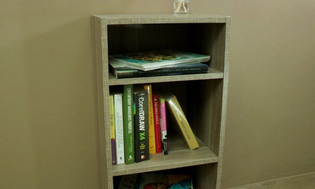 How To Assemble the HK Cuba Bookcase
